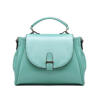 2014 new Korean version influx of women mint green messenger bag casual Mobile Messenger 30*25*16 NB01 Y8P