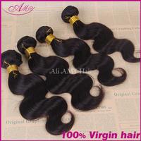queen hair brazilian body wave 4pcs brazilian virgin hair extension grade 5A brazilian virgin hair body wave 100% human hair