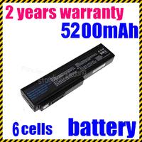 Battery for ASUS A32 M50, M51, M60, M70, G51J, G50v N61 Series A32-M50  A32-N61 A33-M50 A32-X64+free shipping