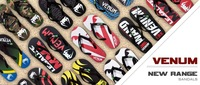 wholesale  MMA Fight Slippers Boxing Muay Thai Combat Cage flip-flops Fasion Brand Casual tenis For Men Plus SIze
