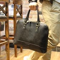 free shipping 2014 hot sale man tote handbag  Portfolio Business Bag Briefcase Laptop computer Bag Messenger Bag Handbagase