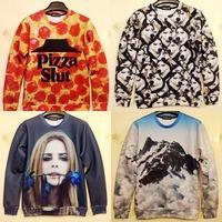 3Danimal galaxy men sweate 2014 cardigan new diamond fashion sweater men's fashion tops r sweater sueter menswear brand sweter