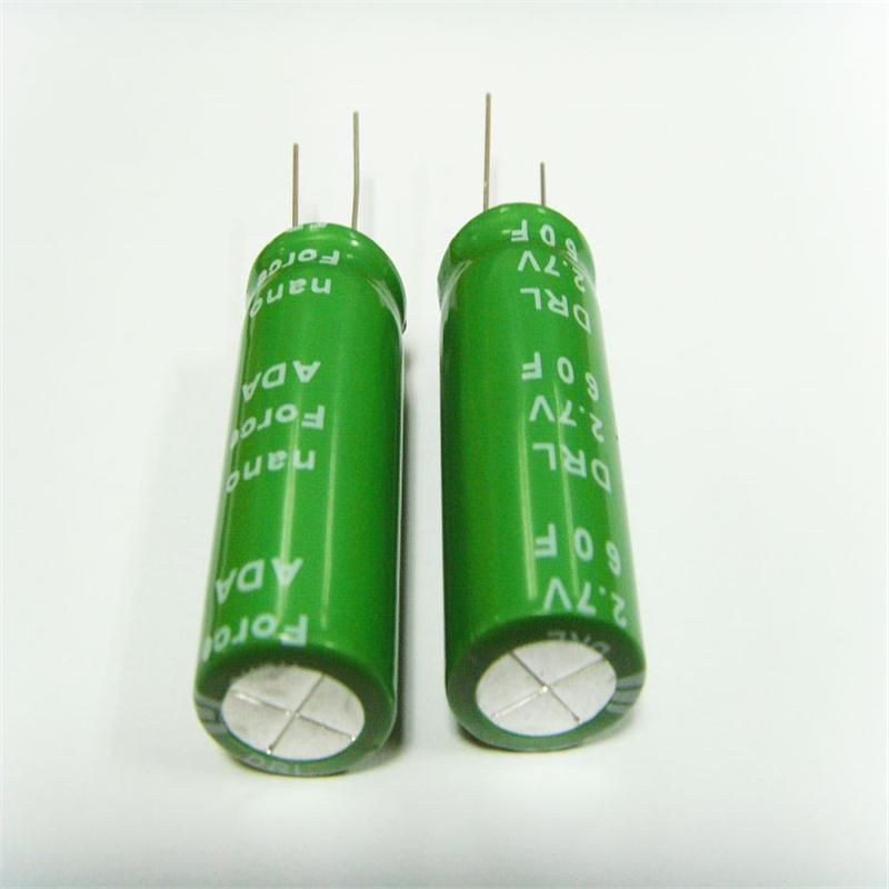 GHCEDLC 2.7v60 Super Capacitor Large capacity(China (Mainland))