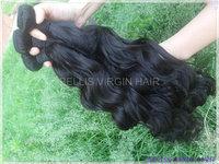 Brazilian virgin hair wave 4pcs lot grade 6A 100% unprocessed human hair cheap brazilian weaves free shipping
