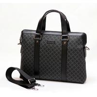 Hot sale!! Famous Brand desinger New Genuine Leather Men's Bag Briefcase Handbag Men Shoulder Bag Laptop Bag