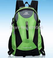 2014 Fashion Sport Backpack Travel Bag school bag Outdoor Hiking Backpack 30L High Quality Waterproof Nylon Bag FREE SHIPPING