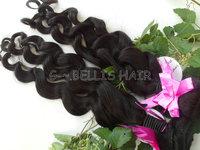 6A Unprocessed Mocha Hair Mix 4Pcs/Lot Natural Wave Brazilian Virgin Human Hair Weaves Wholesale Natural Color Tangle Free