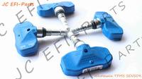 20925925 TPMS Sensor set 4 For GM 433mhz