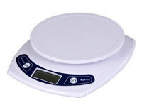 3KG 0.1g Accuracy Home Use Digital Scale (White)