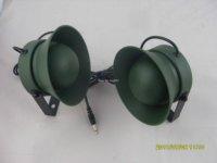 35W Professional Wildlife Hunting Bird Caller Loud Speaker for Game Caller Loud Speaker