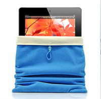Colorful Bag for iPad Air Soft Pouch For iPad 5 Protective Case , 5 Colors