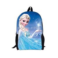 Salomon Direct Selling 2014 Children Kids Backpacks for Girls,frozen Anna Elsa Children's School Bag,new Bag,boy Backpack Gift