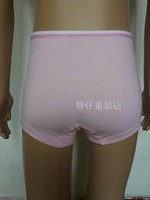 Free Shipping 6pcs/lot/ New Frozen Princess Doll Pattern Baby Child Cotton Underwear Kid S Cartoon Panties Girl's Boxer Briefs