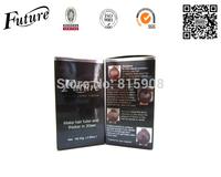 10pcs/lot Best Future Keratin Hair Loss Fibers Color Powders Building Styling Thin Restore Products Natural Refill 25g 10colors