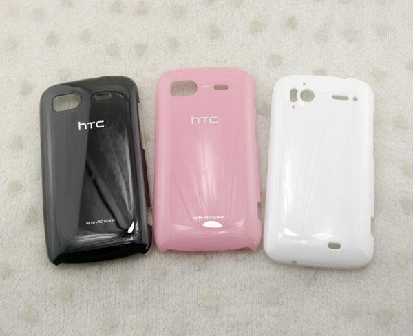 For HTC Sensation / Sensation XE Phone case Hard case back case Pure color G14(China (Mainland))