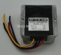 FREE SHIPPING DC Converter Module 12V(10-20V) Step up to 36V 4A 144W power adaptor Regulator