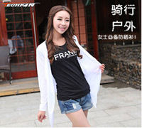 30801 new arrive hot sales techkin outdoor riding tour sport slub cotton sun air conditioning sweater