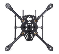 X-CAM Kongcopter FQ700 Folding Quadcopter Frame Kit FQ700
