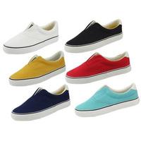 Candy Color 35-44 Plus Size 2014 flat shoes lazy canvas espadrilles Casual shoes Women's low breathable Shoes For women Unisex