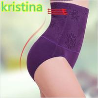 Women Sexy bodysuit 100% Cotton  Slimming Shapewear Ladies Magic Underwear High Waist Tummy Control Body Free Shipping S61
