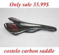 2014 new Super light proyong saddle carbon saddle  full carbon seat bike parts