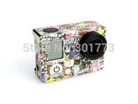 Go pro Sticker For Go pro HD Hero3 / 3+ Body Cam
