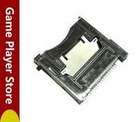 10pcs/lot  original Replacement Slot Slot1 Card Reader Socket CARTRIDGE For Nintendo 3DS