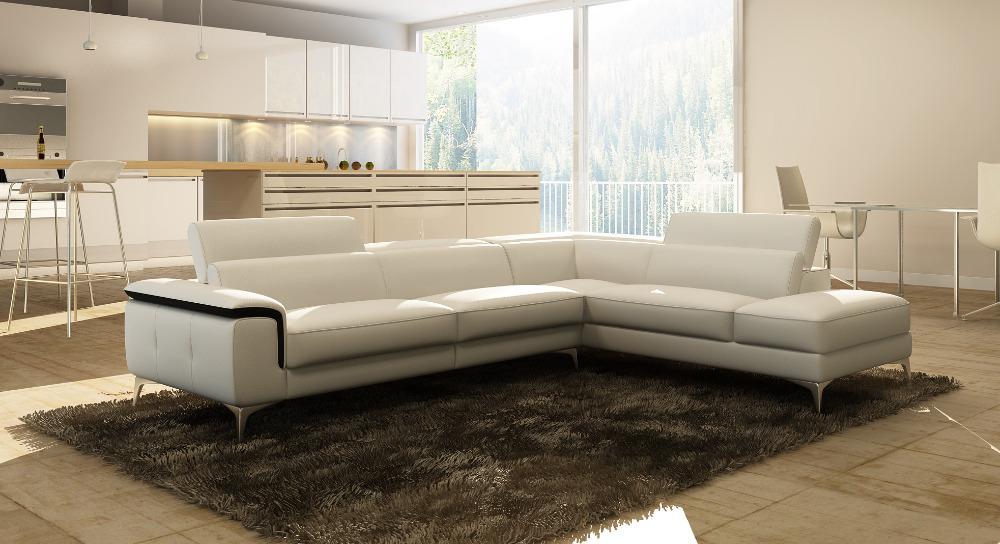 Online kopen wholesale moderne hoek banken uit china moderne hoek banken groothandel - Plaid voor sofa met hoek ...