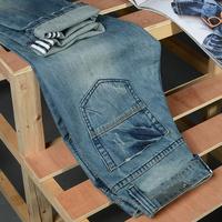 Designer jeans men 2014,calca jeans masculina famous brand dsl men jeans pant