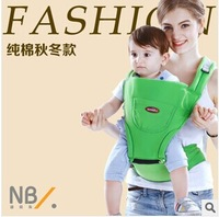 Top Quality Brand  Cotton Baby Carrie r Infant Wrap Sling Baby Suspenders Classic Baby Backpack