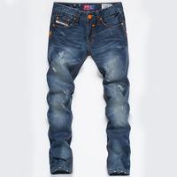 New 2014 Distrressed man Jeans, Vintage Jeans men, men fashion pants