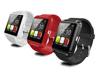 U8 Bluetooth Smart Watch U Wristwatch Women Men Sports Watches For iPhone 4S/5S Samsung Android Phone Remote Taking Photo