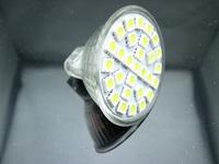 1 piece MR16 GU5.3 110V 220V 5W LED Lamp Bulb AC85-265V Warm White/ cold white 29LED Light #943.1