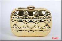 Free Shipping 4 Colors New 2014 Fashion Women Wallets D Women Bag High Quality Chain Clutch Handbags Wholesale