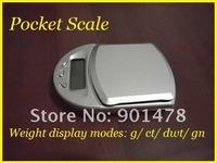 5pcs / Lot Mini Electronic Digital Jewelry weigh Scale Balance Pocket Gram LCD Display Factory price 500g x 0.01g