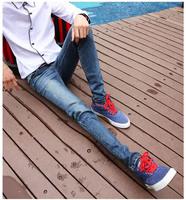 skinny jeans,men jeans famous brand dsq jeans dsq d2 new 2014