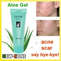 (Minimun Order 10$) Peferct Ance Scar Treament Pure Aloe Gel Natural Skin Care Facial Repair Cream Scar Removal 40g