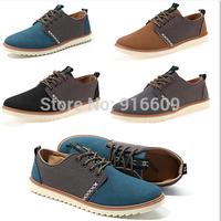Fashion Men's shoes Lace up Canvas shoes Hot Korean men's casual shoes England style Breathable Recreational shoes 802