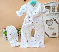 2014 New baby five-pieces underwear suits casual children clothing set X-0903-8