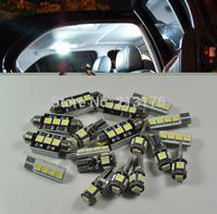14 PCS Error free Volkswagen MK4 Jetta GTI GOLF LED Interior Light Kit  (99-05) free shipping!