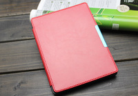 2014 New fashion Kobo Aura 6.8 inch HD ereader protective case with intelligent sleeping function free shipping