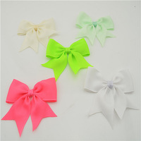 2014 Free Shipping 50pcs/lot baby DIY grosgrain ribbon bow Girl wheel Hair Bow Baby Boutique bows hair dress wedding accessories