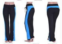Women Summer  good elastic modal yoga trousers plus size loose yoga pants fitness pants dance pants trousers
