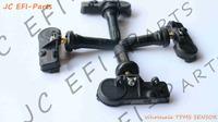 25920615 TPMS Sensor SET 4 For 11-12 GM 315MHZ