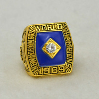 Free shipping replica  MLB Fans Boutique Collection 1969 New York Mets Baseball World Series Championship ring size 11