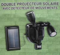 Double head solar PIR motion sensor light LED human body induction lamp 38led corner lamp Free shipping