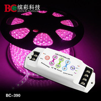 RGB LED Controller with  Over current protection and short circuit protection