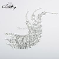 Pet necklace collar teddy vip sparkling diamond dog necklace sparkling