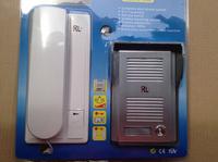 Lowest price RL-3206b Villa Non-visible Wired Doorbell Doorphone Intercom Security System Audio Door phone