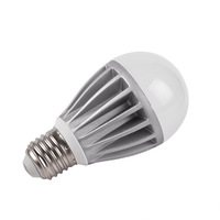 10W E27 LED Bulb high lumen Aluminum material PC cover Super bright lamp